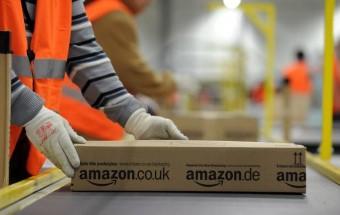 Sklady Amazonu v Česku
