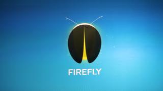 Amazon Fire Phone s tlačítkem Firefly