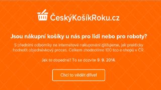 Český košík roku