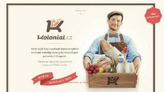 Koloniál.cz zatím doručuje do druhého dne