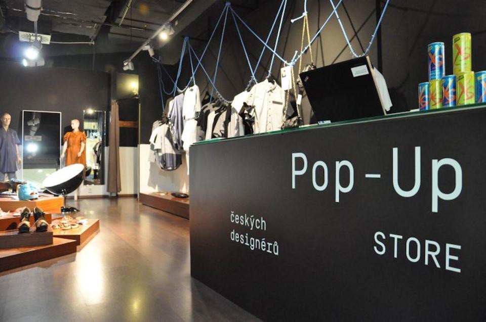 Pop-up obchody a jejich využití pro on-line obchodování