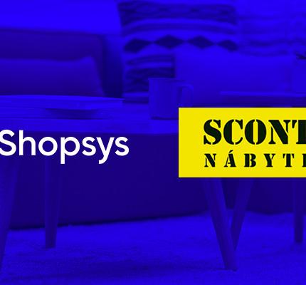 Sconto a Shopsys