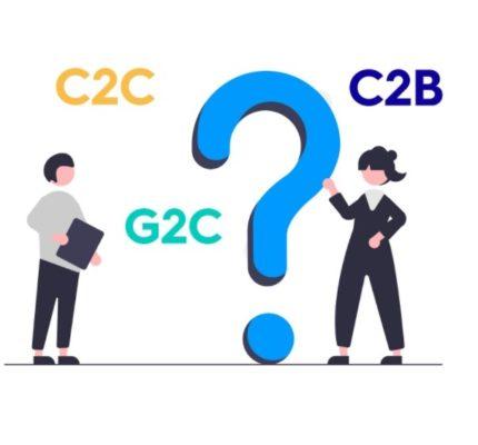 C2C C2B G2C